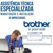 Manutenção e instalação de impressoras Brother assistência ESPECIALIZADA