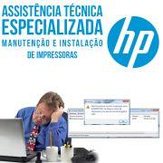 Manutenção e instalação de impressoras HP assistência ESPECIALIZADA