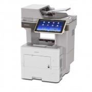 Multifuncional Ricoh Aficio MP 501SPF Laser Mono | Duplex | Rede
