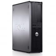 PC Desktop Dell Optiplex 780 Intel Core 2 Duo 2.93ghz HD 160GB 2GB DDR3 + Monitor LCD 17  Refurbished