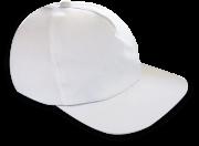 100 Bonés Brancos para Sublimação