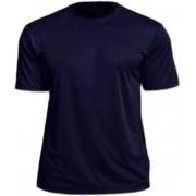 Camisa azul marinho 100% poliester para sublimação G