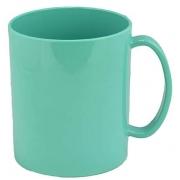 Caneca de polímero Verde Água - 350ml