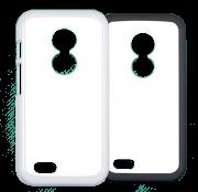 Capa 2D para Sublimação LG K10 - modelo 2017
