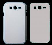 Capa Plástica 2D para Sublimação - Branca - Samsung Galaxy  Grand 1