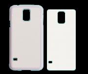 Capa Plástica 2D para Sublimação - Samsung S5 - I9600