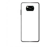 Capa Sublimável 2D Xiaomi Poco X3