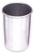Estabilizador/culote para caneca de polímero