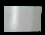Placa MDF Resinado 6mm A4 Sem Moldura