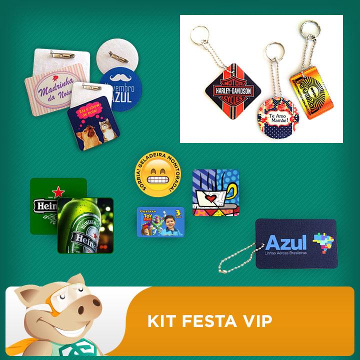 Kit Festa VIP  - ECONOMIZOU
