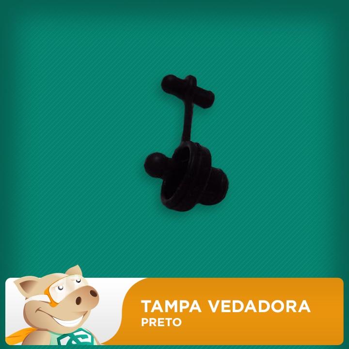 Tampa Vedadora de Reservatório (Preta)  - ECONOMIZOU