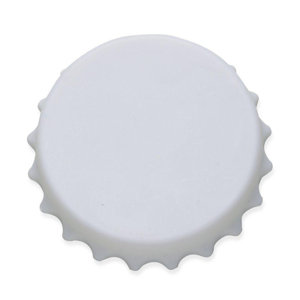 Abridor de Garrafa de Polímero para Sublimação 7x7cm (Unidade)  - ECONOMIZOU
