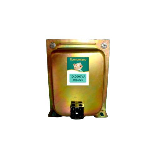 Autotransformador 10000va 110 e 220 e 220 e110  bivolt  - ECONOMIZOU