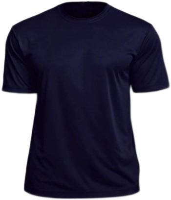 Camisa azul marinho 100% poliester para sublimação G  - ECONOMIZOU