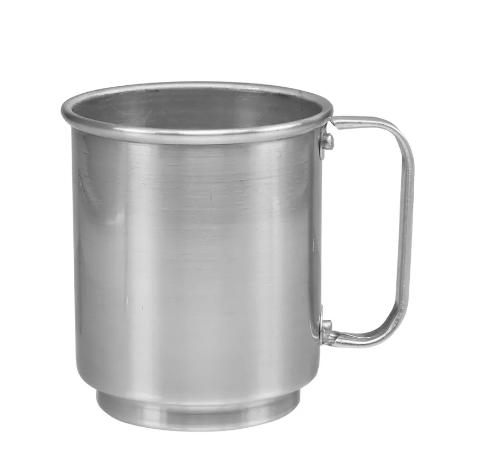 Caneca de Alumínio para Sublimação 400ml BRILHO  - ECONOMIZOU