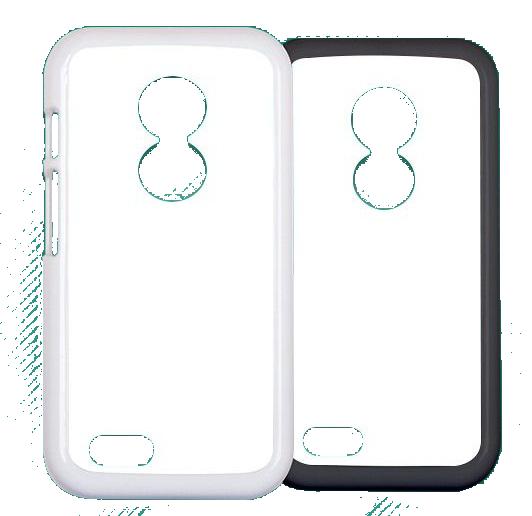 Capa 2D para Sublimação LG K10 - modelo 2017  - ECONOMIZOU