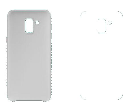 Capa 2D para Sublimação Samsung J6  - ECONOMIZOU