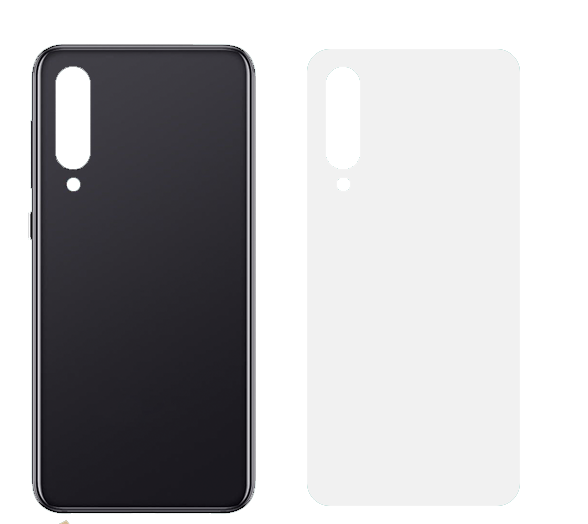 Capa 2D para Sublimação Xiaomi 9  - ECONOMIZOU