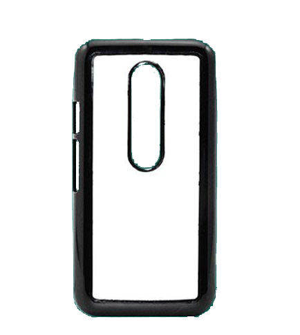 Capa Plástica 2D para Sublimação - Moto G3 - Modelo LP-MG3-P  - ECONOMIZOU