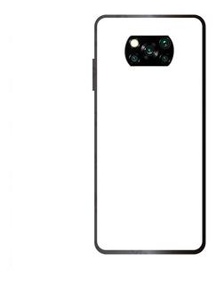 Capa Sublimável 2D Xiaomi Poco X3  - ECONOMIZOU