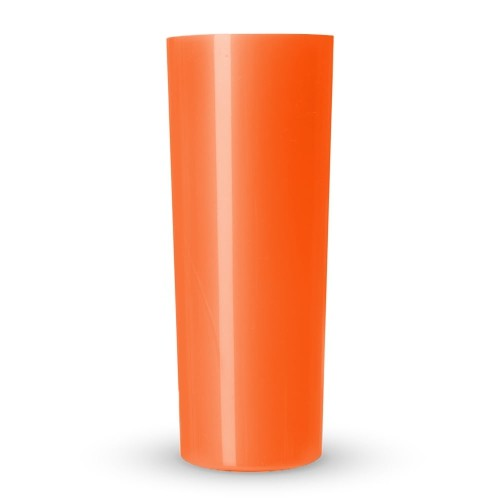 Copo Long Drink  - Laranja - 300ml  - ECONOMIZOU