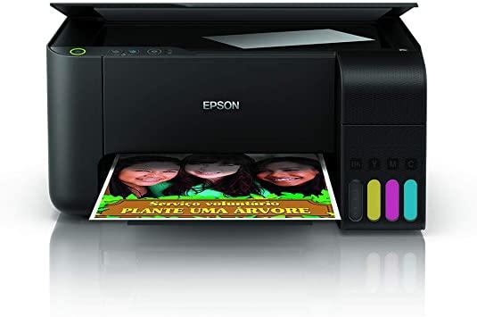 Epson Multifuncional L3110 - Tinta Pigmentada  - ECONOMIZOU