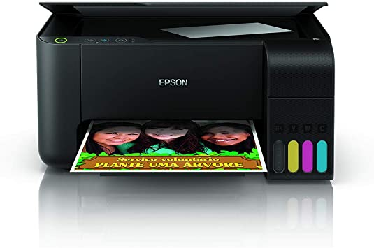Epson Multifuncional L3110 - Tinta Sublimática  - ECONOMIZOU
