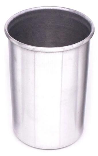 Estabilizador/culote para caneca de polímero  - ECONOMIZOU
