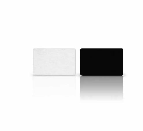 Imãs de Geladeira - 5x8cm - Retangular - Cartela com 18 unidades  - ECONOMIZOU
