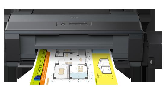 Impressora Epson L1300 Tinta Pigmentada  - ECONOMIZOU