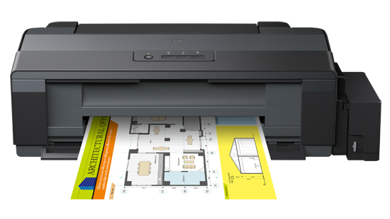 Impressora Epson Tanque de Tinta L1300 A3 <ecotanque> C11CD81302  - ECONOMIZOU