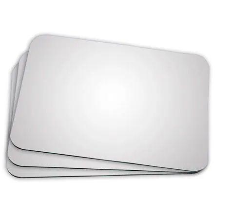 Mouse Pad para Sublimação -  Retangular -  21x17 - Unidade  - ECONOMIZOU