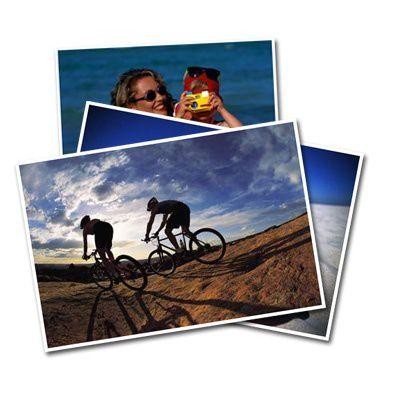 Papel Fotográfico 100 folhas 260gr 10x15 (Resistente à água)  - ECONOMIZOU