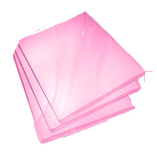 Papel Sublimático A4 - Fundo Rosa - 500 Folhas  - ECONOMIZOU
