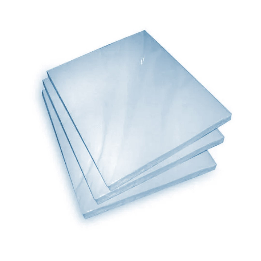 Papel Sublimático Resinado A3 90gr fundo azul - 100 folhas   - ECONOMIZOU