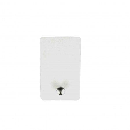Porta-chaves 100% PET - 5 x 8 cm - Pacote com 10 unidades  - ECONOMIZOU