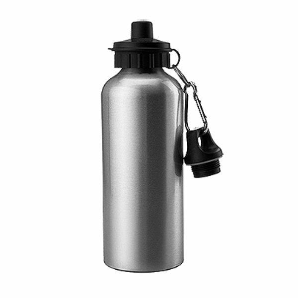 Squeeze Alumínio Para Sublimação - Unidade  - ECONOMIZOU