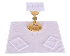 Altar Set Cotton JHS Embroidered B013