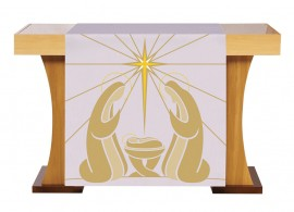 Altar Front for Christmas Celebrations S230