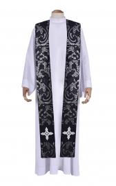 Exéquias Priestly Stole Asperges Cope ES705