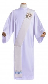 Paschal Lamb Diaconal Stole ED449