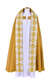 Holy Cross Asperges Cope CP511
