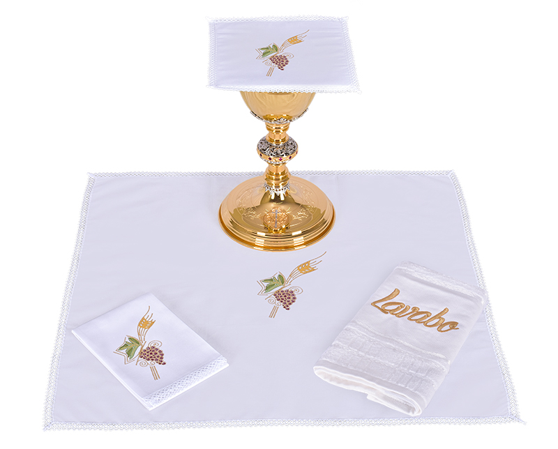 Altar Set Cotton Offering CA107