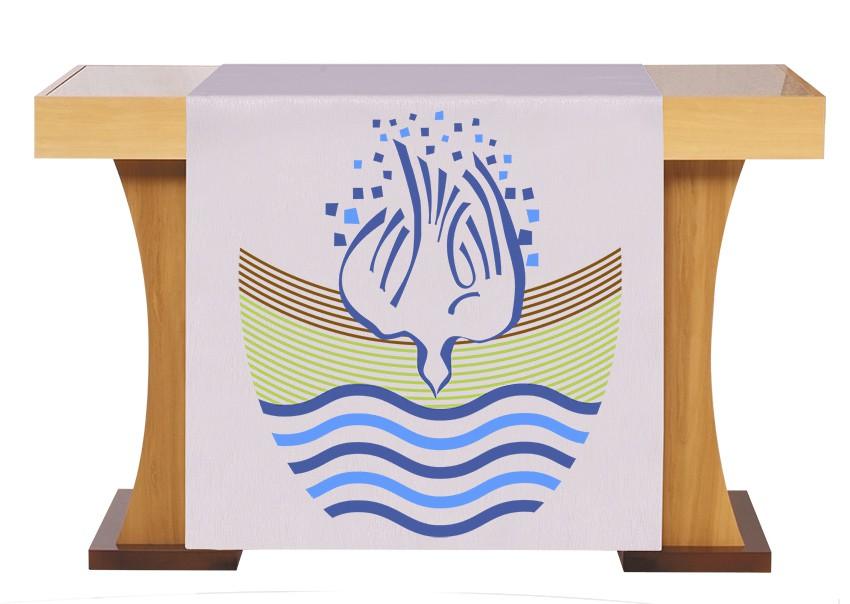 Altar Front Baptism S226