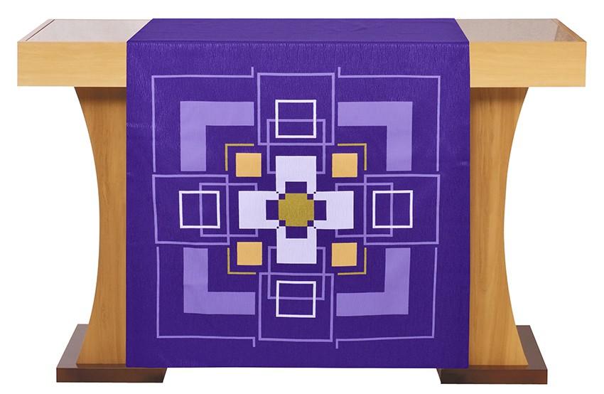 Altar Front Cross S197