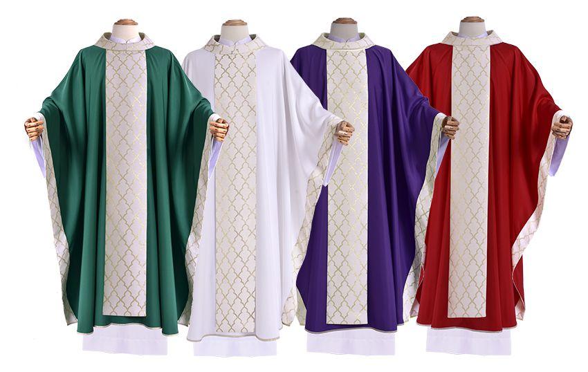 Apostolic Chasuble CS094