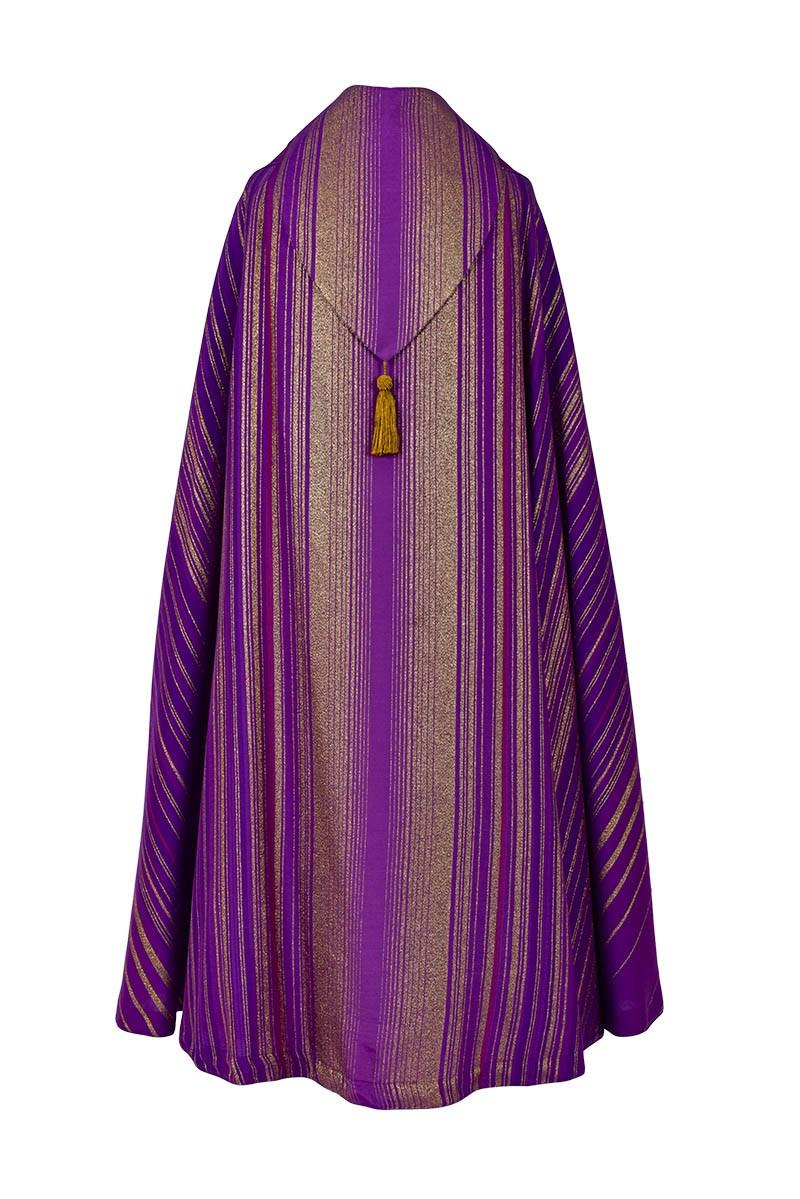 Balthazar Asperges Cope Purple CP512