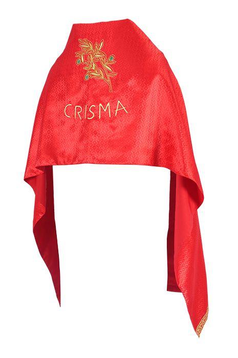 Chrism Mass Shoulders Veil VO151