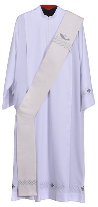 Pope Francis Diaconal Stole ED441