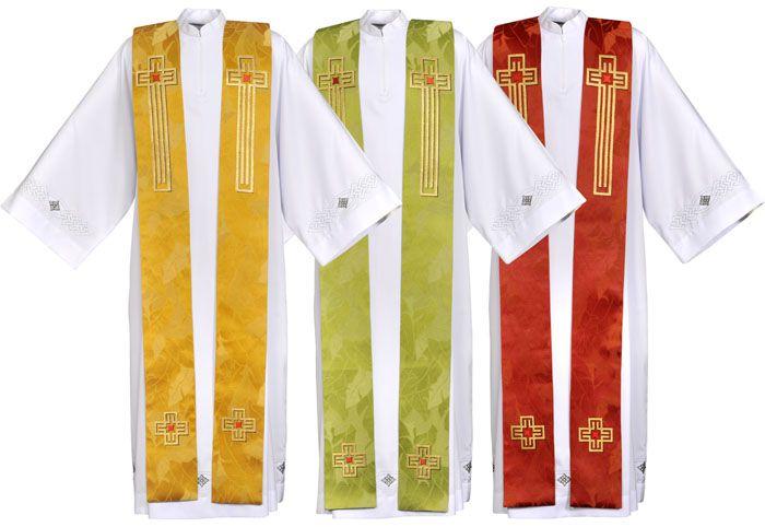 Dom Helder Câmara Priestly Stole ES444